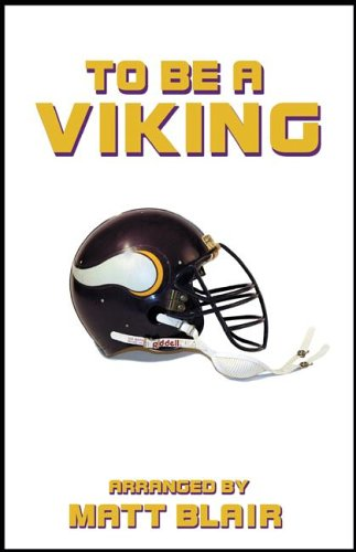 9780974186061: To Be a Viking