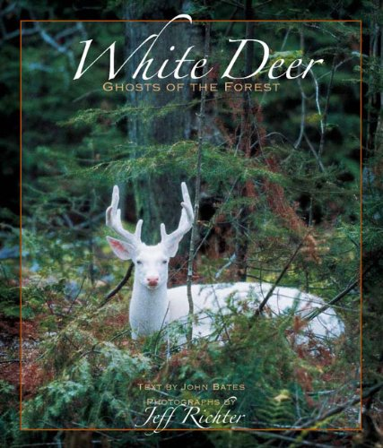 White Deer Ghosts of The Forest: John Bates