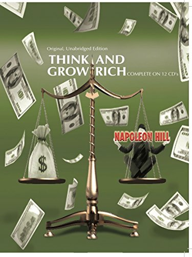 9780974192574: Think and Grow Rich (Original, Unabridged Edition 12 CD Set)