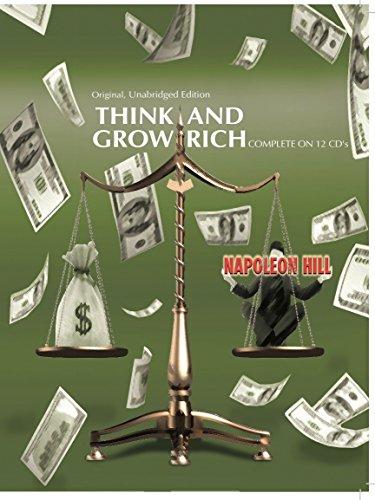 9780974192574: Think and Grow Rich (Original, Unabridged Edition 12 CD Set)
