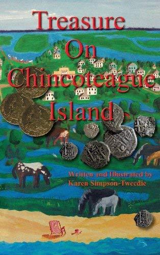 9780974220505: TREASURE ON CHINCOTEAGUE ISLAND