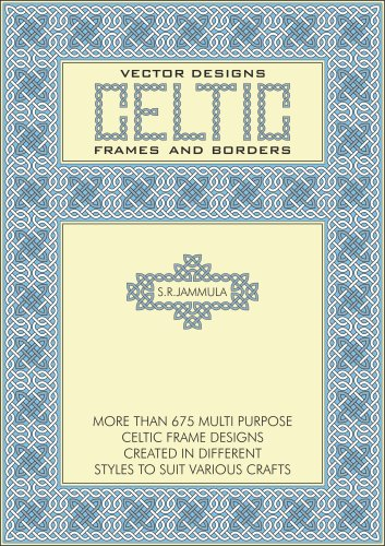 9780974240800: Vector Designs: Celtic Frames and Borders