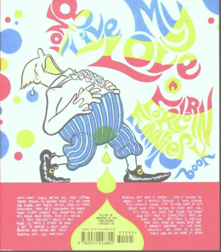 9780974246802: My Love Is Dead Long Live My Love Forlorn Funnies Book
