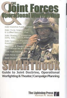 9780974248608: Joint Forces and Operational Warfighting Smartbook : Guide to Joint Doctrine, Operational Warfighting and Theater/Campaign Planning