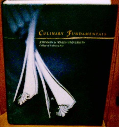 Culinary Fundamentals: Johnson & Wales