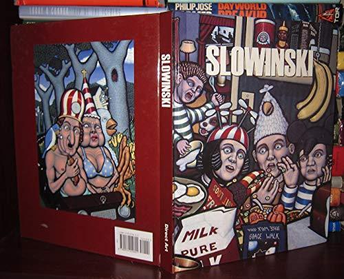 Slowinski: Direct Art Books