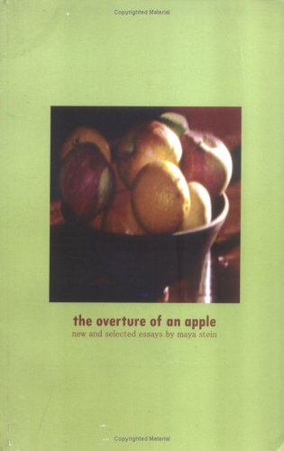 9780974251202: The Overture of an Apple