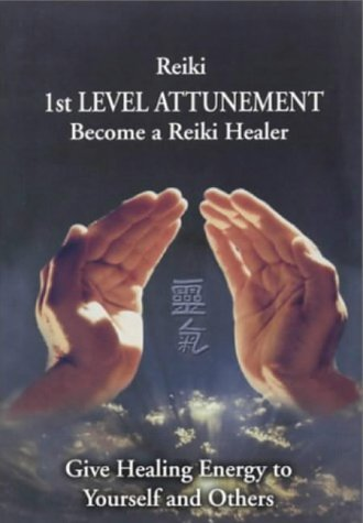 Reiki - 1st Level Attunement: Murray, Steve