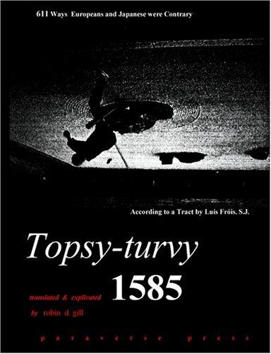 9780974261812: Topsy-turvy 1585