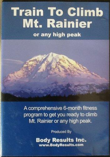 9780974263908: Train To Climb Mt Rainier - DVD