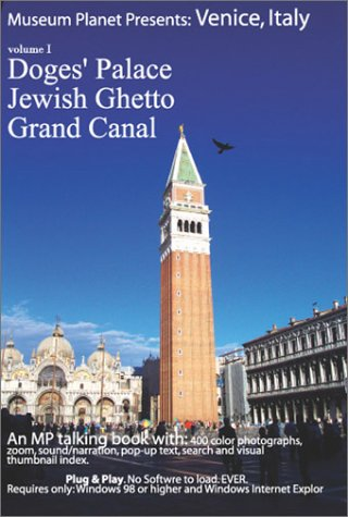 9780974267005: Museum Planet Venice, Vol. I: Doges' Palace, Jewish Ghetto, Grand Canal