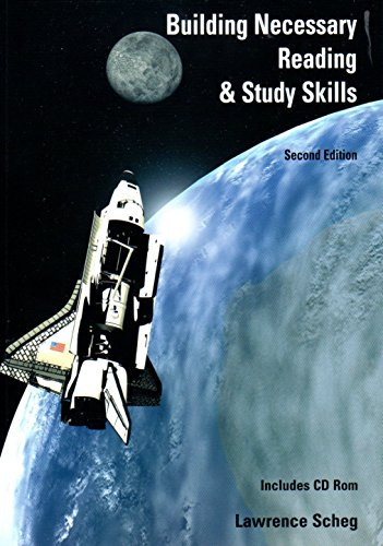 9780974275666: Building Necessary Reading and Study Skills