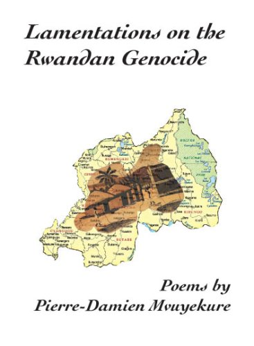9780974276427: Lamentations on the Rwandan Genocide