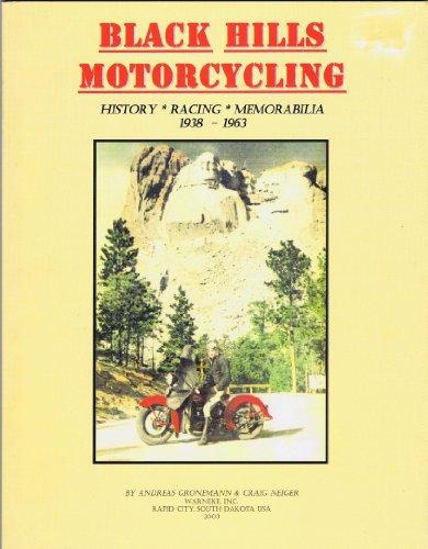 BLACK HILLS MOTORCYCLING: History * Racing *: Gronemann, Andreas &