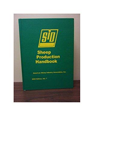 SHEEP PRODUCTION HANDBOOK-W/CD: American Sheep Industry