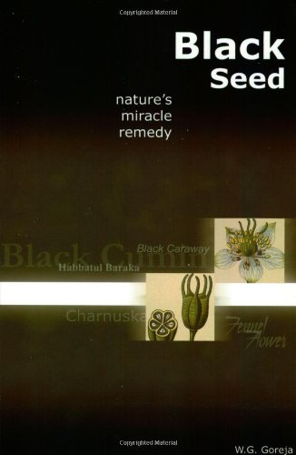 9780974296210: Black Seed: Nature's Miracle Remedy