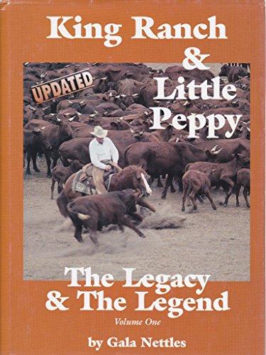 9780974296401: King Ranch & Little Peppy