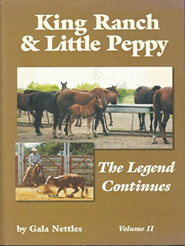 King Ranch & Little Peppy (9780974296418) by [???]