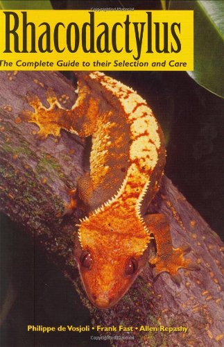 9780974297101: Rhacodactylus: The Complete Guide to their Selection and Care