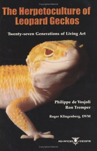 9780974297125: The Herpetoculture of Leopard Geckos