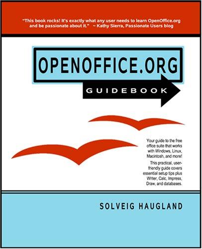 9780974312026: The OpenOffice.org 2 Guidebook