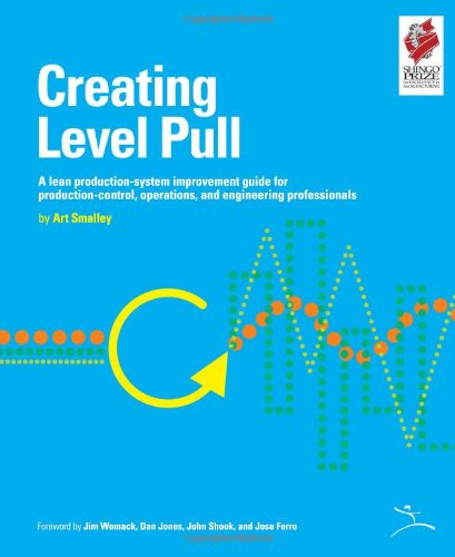 9780974322506: Creating Level Pull: A Lean Production-System Improvement Guide for Production-Control, Operations, and Engineering Professionals