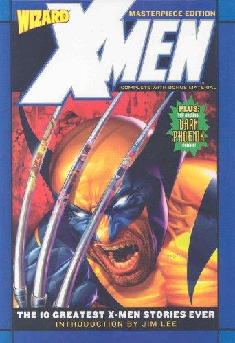 X Men: Wizard Masterpiece Edition: Volume 1: Lee, Jim