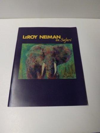 LeRoy Neiman on Safari September 12, 2003: LeRoy Neiman