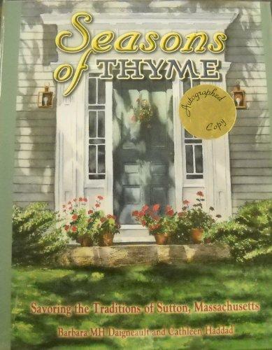 9780974336008: Seasons Of Thyme