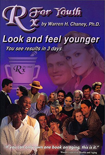 RX for Youth: Looking and Feeling Younger
