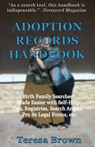 9780974343860: Adoption Records Handbook