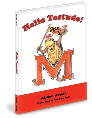 Hello, Testudo!: Aimee Aryal