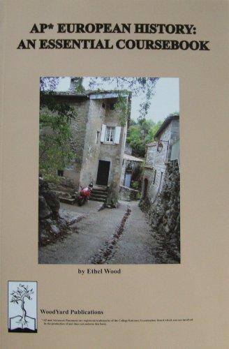 9780974348155: AP European History: An Essential Coursebook