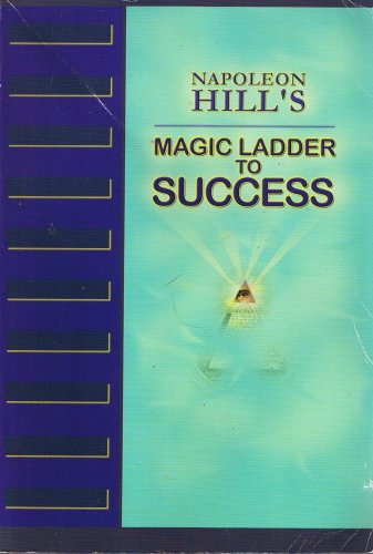 9780974353906: MAGIC LADDER TO SUCCESS by NAPOLEON HILL (2002) Paperback