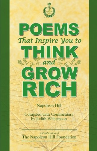 9780974353968: Poems that Inspire You to Think and Grow Rich: Volume 1