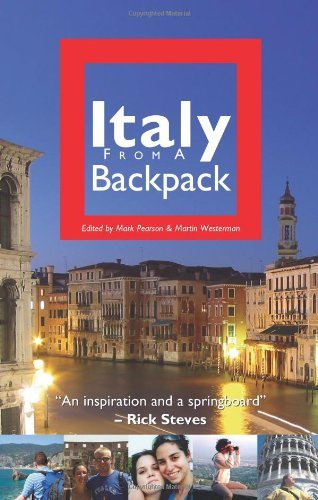 Italy from a Backpack: Abel G. Peña,