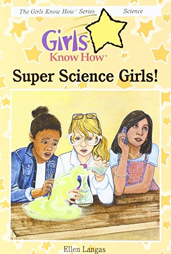 Super Science Girls!