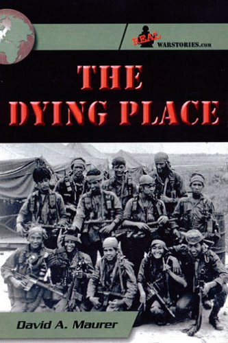 9780974361857: The Dying Place