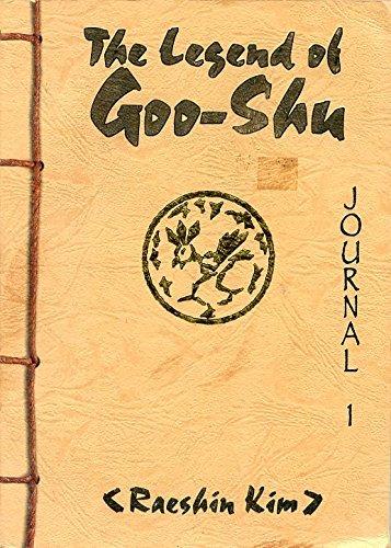 Legend of Goo Shu Journal 1: Raeshin Kim