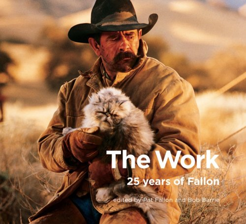 The Work: 25 Years of Fallon (Hardback)