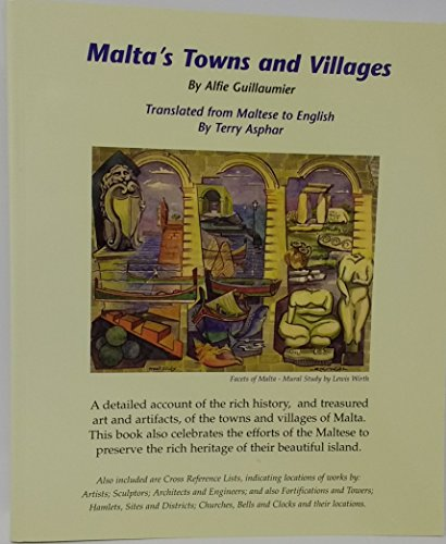 9780974382104: Malta's Towns and Villages