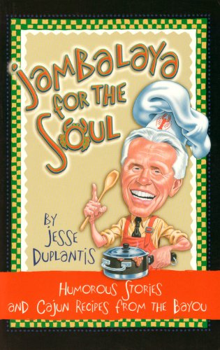 9780974382920: Jambalaya for the Soul: Humorous Stories and Cajon Recipes from the Bayou
