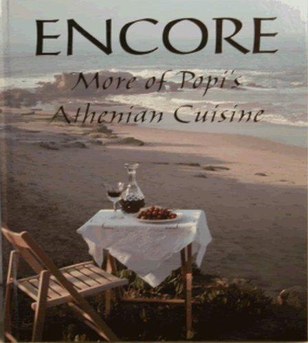 9780974385709: Encore More of Popi's Athenian Cuisine