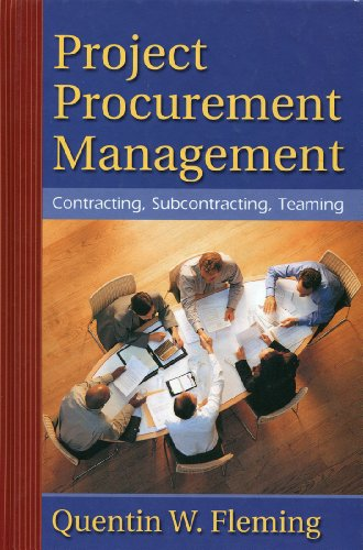 9780974391205: Project Procurement Management: Contracting, Subcontracting, Teaming