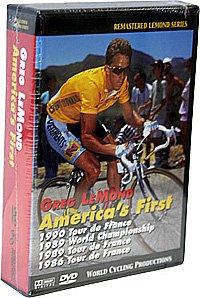 9780974393162: Greg Lemond America's First