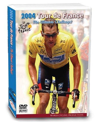 9780974393193: 2004 Tour de France 12-hour DVD