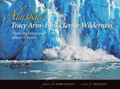 9780974405339: Alaska's Tracy Arm & Sawyer Glaciers