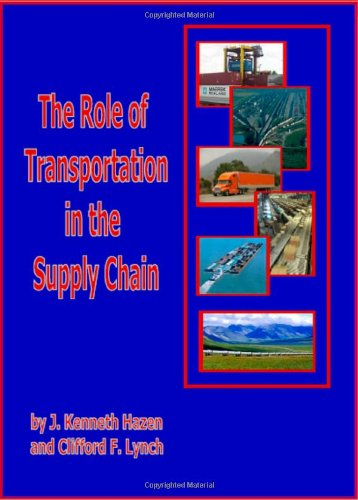 9780974416748: Role of Transportation in the Supply Chain