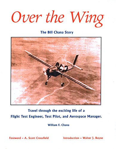 9780974422701: Over the Wing: The Bill Chana Story