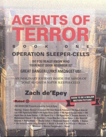9780974430805: Agents of Terror: Book-One: Operation Sleeper-Cells